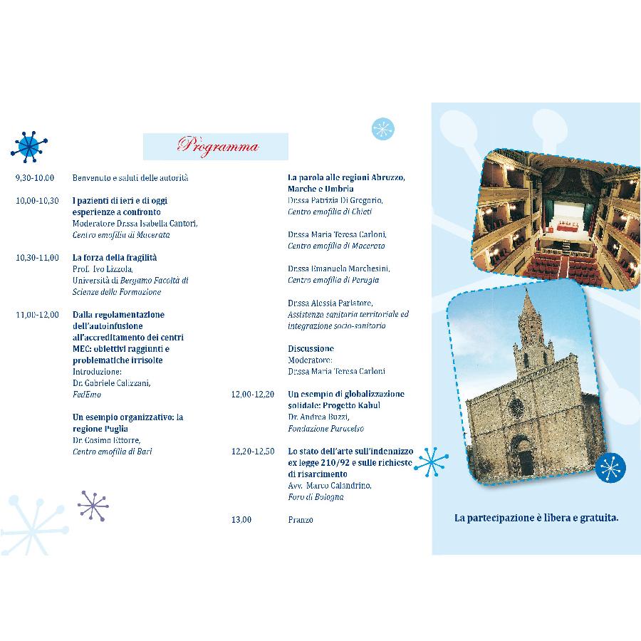 Fondazione EMO - Convegno 2013