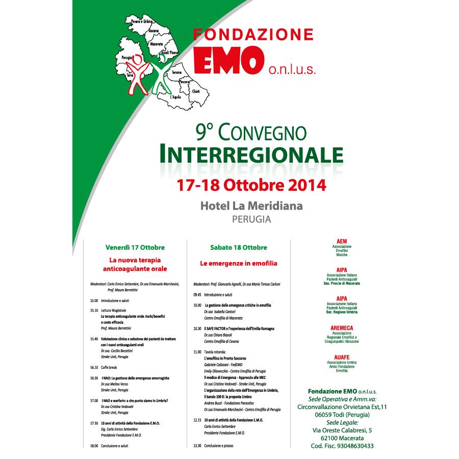 Fondazione EMO - Convegno 2014