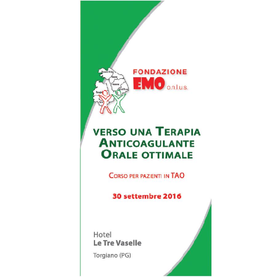 Fondazione EMO - Convegno 2016 per pazienti