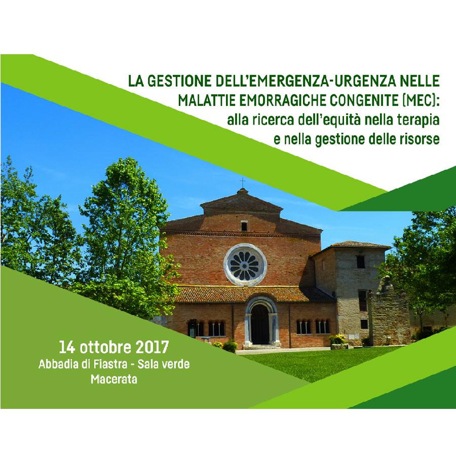 Fondazione EMO - Convegno 2017