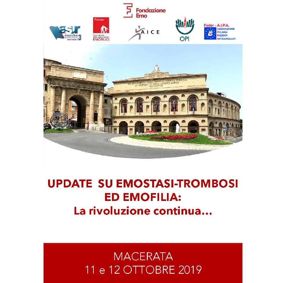 Fondazione EMO - Convegno 2019